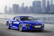 Audi onthult R8 e-tron piloted driving concept