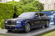 New Rolls-Royce Phantom is planned for next year
