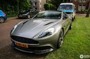 Spot van de dag: Aston Martin Vanquish 2013