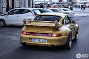 Legendarisch: Porsche 993 GT2
