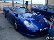 Topspot: Porsche 996 GT1