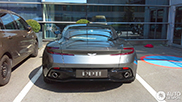 Aston Martin DB11 gespot in Genève