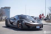 Celebrityspot: Deadmau5 in his McLaren P1