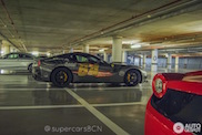 巴塞罗那法拉利双组合:F12tdf 与 458 Spider
