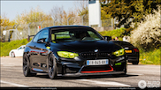 BMW M4 F82 Coupé by Breizh Motorsport: unconventional