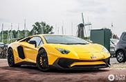 Spot van de dag: Lamborghini Aventador LP750-4 SuperVeloce