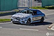 Spyshots: Mercedes-AMG E 63 W213