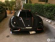Beastlike: Koenigsegg Agera RS