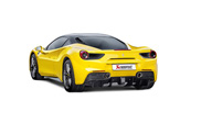 Akrapovic zorgt eindelijk voor beter geluid in de Ferrari 488 GTB