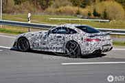 590 hp for the Mercedes-AMG GT R, AMG GT RS also on it's way