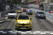 Clio R.S. 16: urodzinowy koncept od Renault Sport