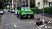 Si Hulk avait une voiture...