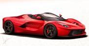 Ferrari LaFerrari Spider gaat al voor recordbedrag van de hand