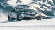 Movie: Jon Olsson takes his Lamborghini back to the snow