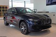 Maserati Levante gearriveerd in Nederland