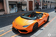 Lamborghini Huracán looks just better as a Spyder