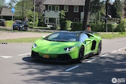 Spot van de dag: Lamborghini Aventador LP700-4 Novitec Torado