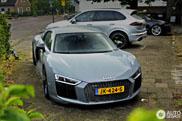 Spot van de dag: Audi R8 V10 Plus