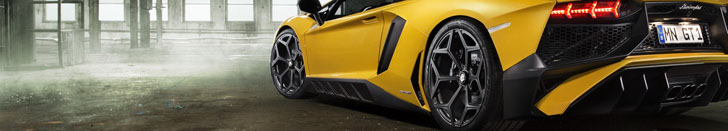 Novitec refines the Lamborghini Aventador LP750-4 SuperVeloce