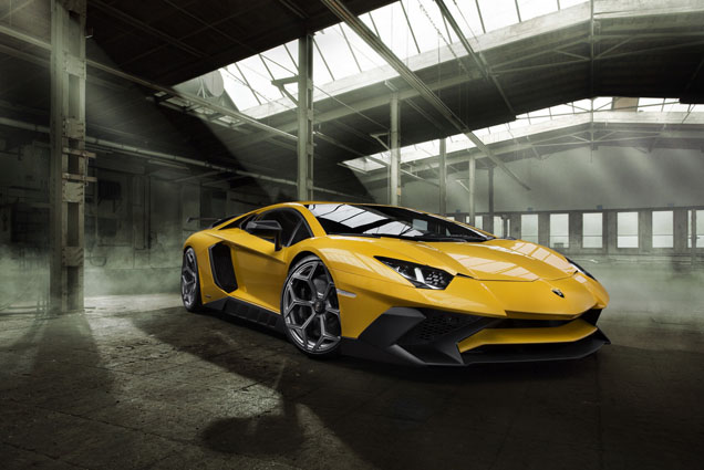 Novitec verfijnd de Lamborghini Aventador LP750-4 SuperVeloce