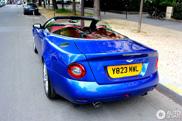 Slechts één: Aston Martin Vanquish Roadster Zagato