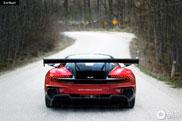 Klasse in een race auto gegoten: Aston Martin Vulcan