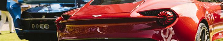 Villa d'Este 2016: Aston Martin Vanquish Zagato Concept