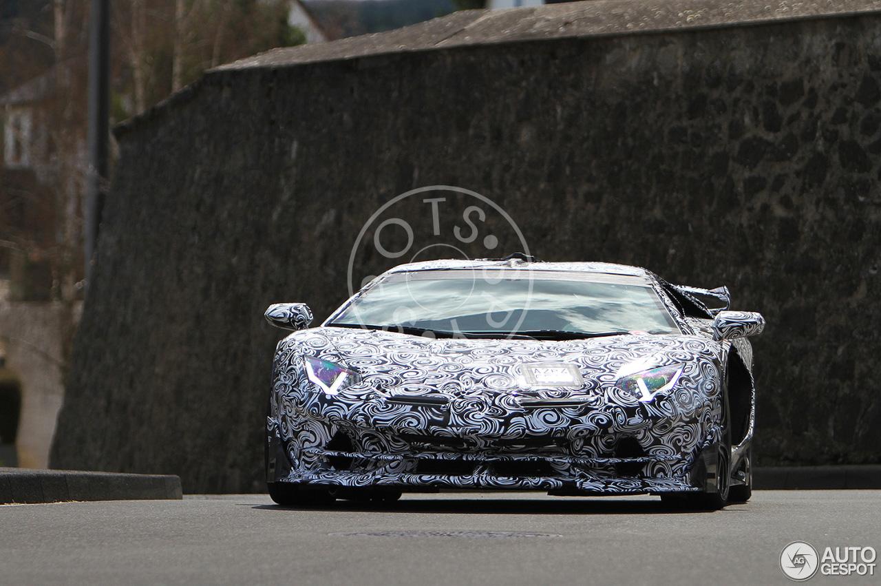 Dit wordt de heetste Lamborghini Aventador ooit