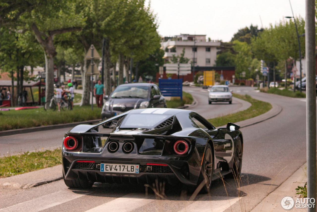Another one: Ford GT 2017