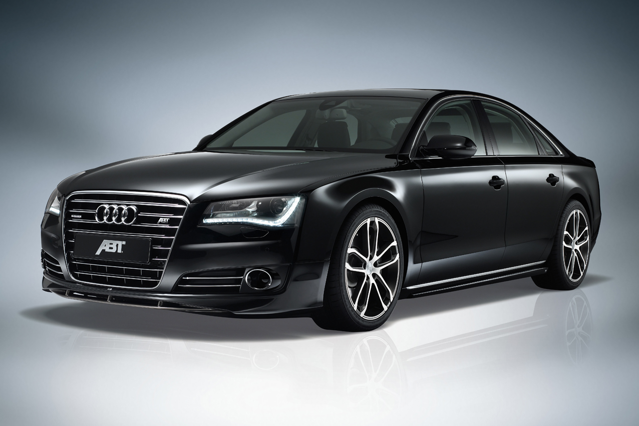 Abt Tovert Audi A8 Om Tot Audi As8