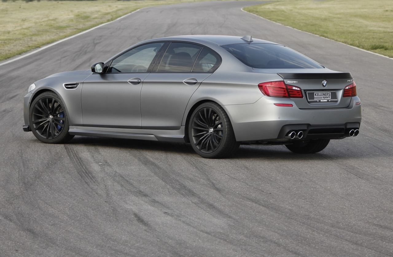 Tuning Kelleners Sport Tunes The Bmw M5 F10