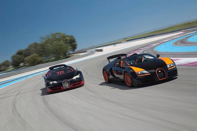 Bugatti veyron grand sport vitesse transformers - photo#17