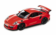 Porsche 991 GT3 RS will produce 500 hp