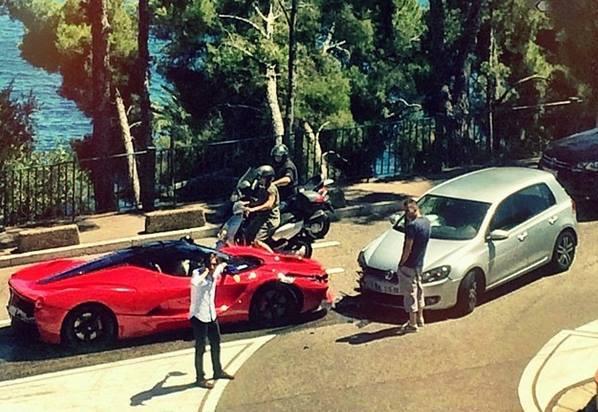 Eerste LaFerrari crash is een feit in Monaco [UPDATE]
