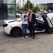 Deadmau5 owns a McLaren 650S