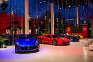 Ferrari отпраздновала свое 10-летие в России