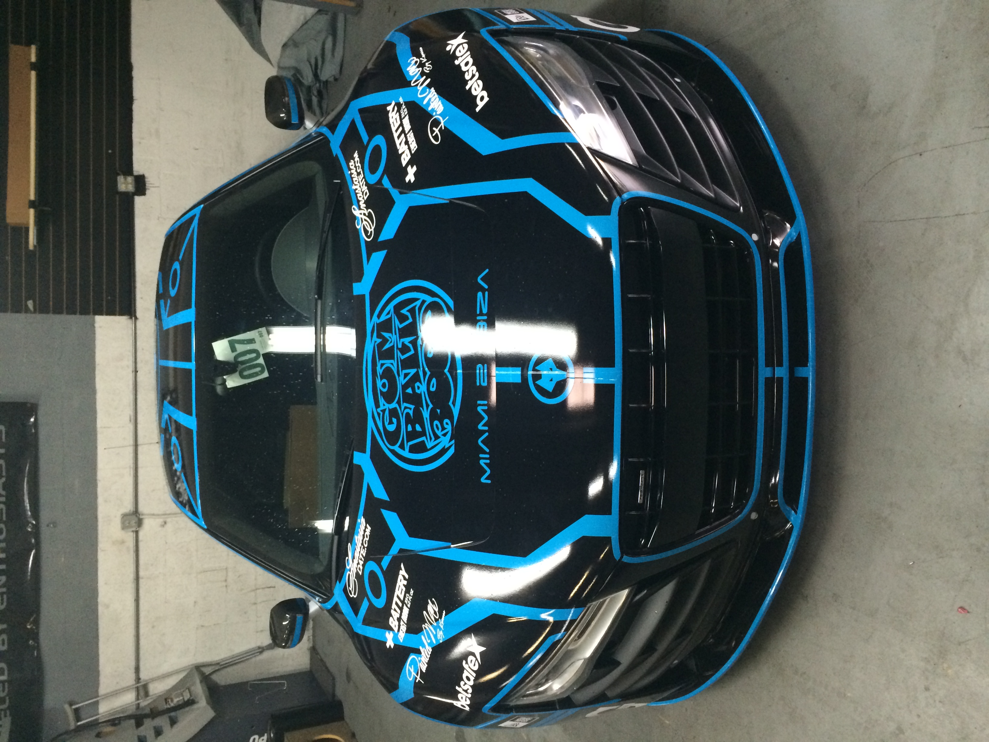 Gumball 3000 Team Wolfpack Is Ready