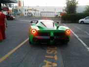 Jay Kay owns a green LaFerrari