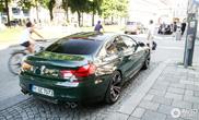 Ein so stylishes BMW M6 Gran Coupé ist selten