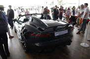 Goodwood 2014: Jaguar F-TYPE Project 7