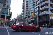 Mercedes-Benz SLS AMG Final Edition fits perfectly in Toronto