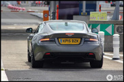 Already spotted: Aston Martin DB9 GT