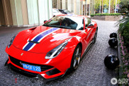 DMC gives the Ferrari F12berlinetta extra wings