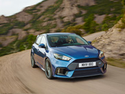 Ford Focus RS gets 350 hp