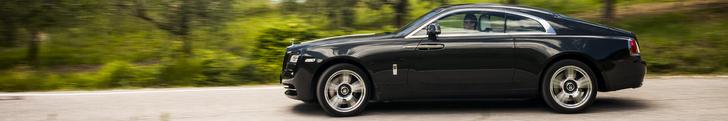 Driven: Rolls-Royce Wraith