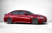 Italian fury has to compete with the Germans: Alfa Romeo Giulia