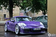 Is this the best colour for the 991 GT3 RS?