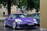 这是否是最适合 991 GT3 RS 的车色?