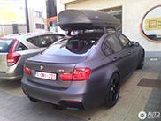 BMW M3 gaat op de Jon Olsson-tour