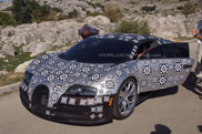 New details about Bugatti Veyron's successor are leaked
